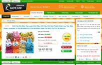 Thiết kế Website, Hot Groupon